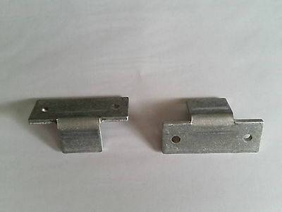 turntable technics sl q2 q3 dust cover fix brackets