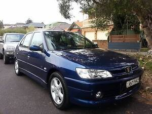 1999 Peugeot 306 Hatchback Dulwich Hill Marrickville Area Preview