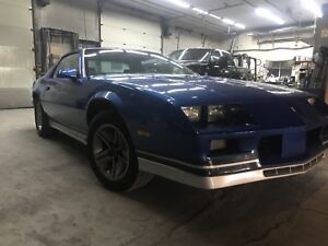 1982 z28 with t tops 6500 or reasonable offer