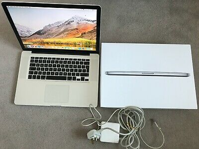 """Macbook Pro 15"""" Early 2011 2ghz Core i7 16GB Memory 1TB storage Charger, bundle"""