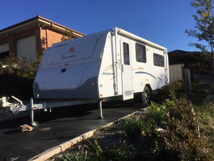 Jayco Discovery Pop Top Jerrabomberra Queanbeyan Area Preview