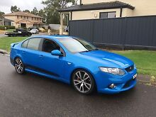 2010 Ford Falcon FG XR6T Turbo 6Speed ZF Long Rego Must See! West Hoxton Liverpool Area Preview
