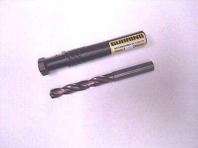 9mm Guhring Carbide Coolant Drill 2f