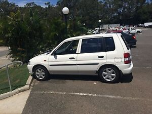 1997 Mazda 121 Hatchback Nelson Bay Port Stephens Area Preview