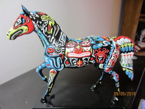TRAIL OF PAINTED PONIES - SPIRITS OF THE NORTHWEST