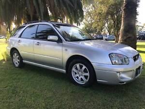 2005 Subaru Impreza GX LUXURY Automatic Hatchback South Bunbury Bunbury Area Preview