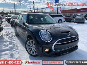 2017 Mini Clubman Cooper S | LEATHER | ROOF | HEATED SEATS