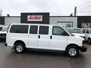 2016 Chevrolet Express G3500,12 PASS. fin or lease from 5.99%oac