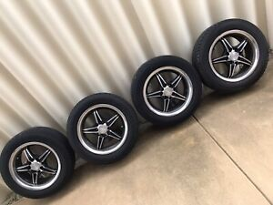 14 inch speedy rims and tyres Rockingham Rockingham Area Preview