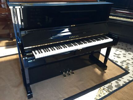 Local Yamaha U1H - Delivered, Tuned & Warranty Norwood Norwood Area Preview