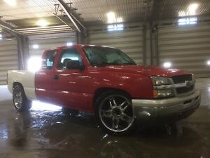 2005 Chevy Silverado 5.3 Lowered