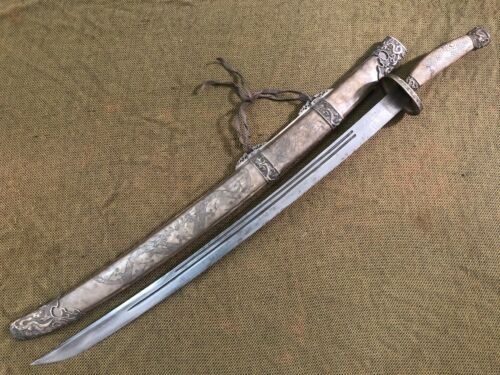 "Special offer Collected Chinese Sword ""Dragon Dao"" Sharp blade"