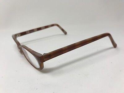 Affordable Designs Eyeglasses Melissa Womens 47-17-140 Light Brown GB86