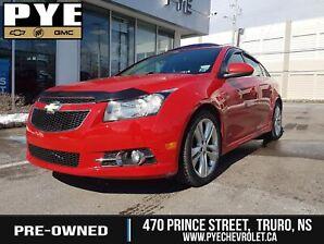 2013 Chevrolet Cruze - $122.90 B/W $0 DOWN *OAC