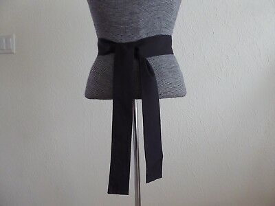 Obi Sash (Japanese Cotton OBI Sash Belt Black 58