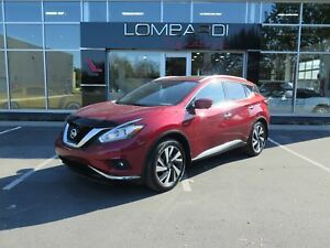 Nissan Murano PLATINUM FULLY LOADED GPS LED PANO ROOF