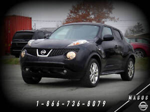 2013 Nissan Juke SL AWD + TOIT + MAGS 17[Quotations] + BLUETOOTH