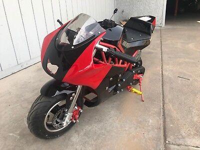 Gas Scooters - 4 Stroke