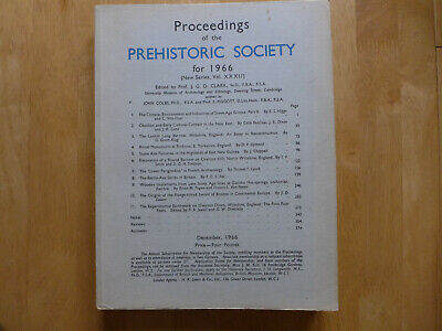 Proceedings Of The Prehistoric Society 1966