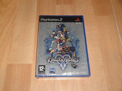 KINGDOM HEARTS 2 DE SQUARE ENIX - DISNEY PARA LA SONY PS2...