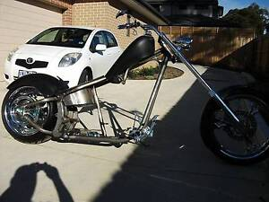 custom chopper rolling Bayswater Knox Area Preview