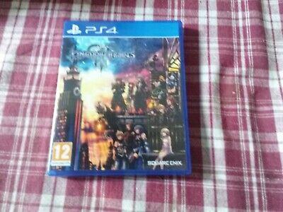 Kingdom Hearts 3, Playstation 4 (PS4) PAL - Europe