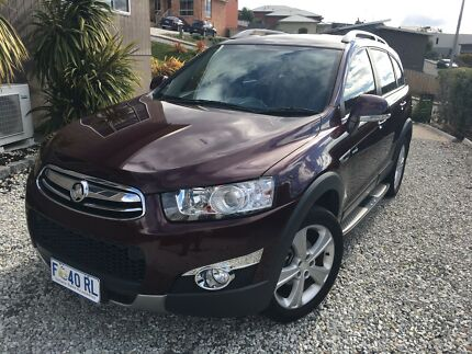 2013 Holden Captiva LX 7 Seater Mornington Clarence Area Preview