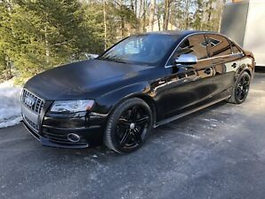 Audi S4 Supercharged