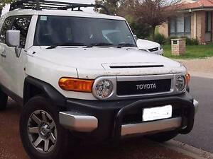 FJ cruiser OME nudge bar Canberra City North Canberra Preview