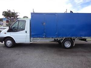 2012 FORD TRANSIT VAN EXT FRAME  - Service History - EOFY SALE Currumbin Waters Gold Coast South Preview