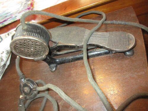 CAST IRON  Antique 1917 Hamilton Beach Home  Sewing Machine Foot Pedal