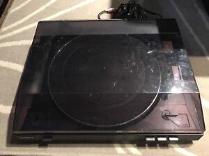 Table tournante Sony