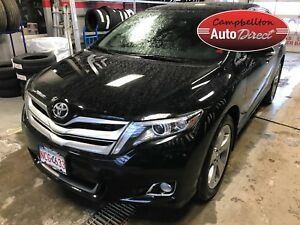 2014 Toyota Venza LTD V6 AWD