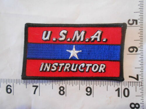 U.S.M.A.(United States Military Academy)  Instructor Patch       FREE shipping