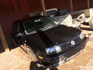2003 VW Golf not running