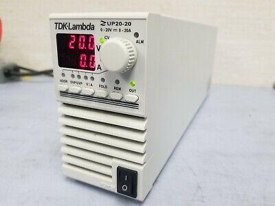 Tdk-lambda Zup20-20 Power Supply