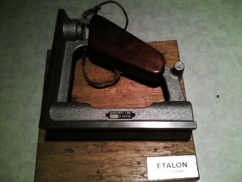 Etalon Magnetic Frame Level (Penn Tool) Heidelberg Komori Machine Level