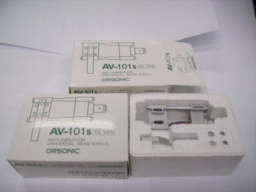 Orsonic AV-101S Anti-Vibration Universal Headshell, Japan