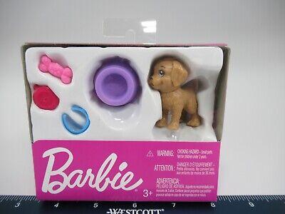 Barbie Dog Set Mattel