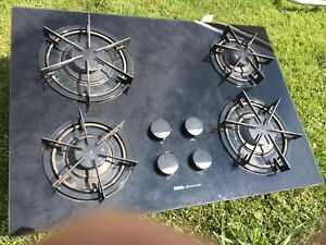Black Gas Range