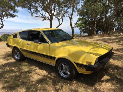 Chrysler lancer fast back 1980 Normanville Yankalilla Area Preview