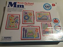 Mosaic Peg Board Redcliffe Belmont Area Preview