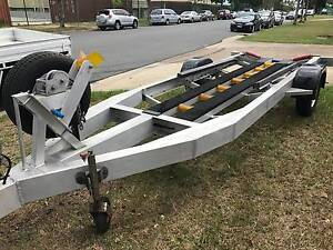 Alumimum Boat Trailer Thornlands Redland Area Preview