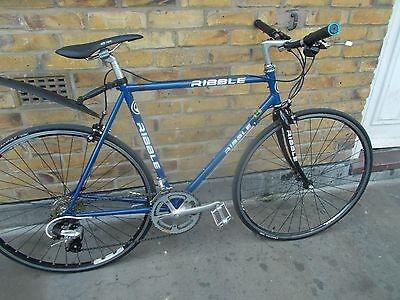 Custom Built Ribble 531 Reynolds Tubing Road Bike  - Vintage Retro Eroica era