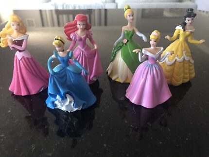 Wanted:  Princess Cake toppers