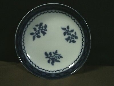 "Lovely Vtg. Mottahedeh Vista Alegre""Charleston Blue Pineapple""Saucer,Portugal"