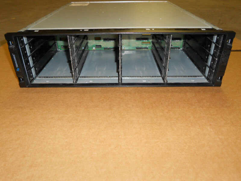 Dell EqualLogic PS3000 PS5000 Series Chassis PS3900XV iSCSI Storage System Bay