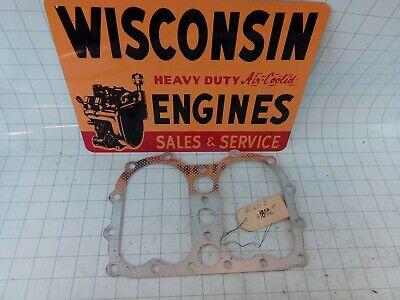 Wisconsin Engine New Old Stock Gasket Qd631b Free Sh