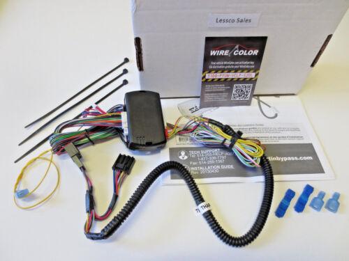 Complete Plug & Play Remote Start Kit For 2017-2018 Dodge Ram 1500 2500 3500