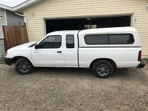 2000 Nissan Frontier King Cab asking $8500 OBO